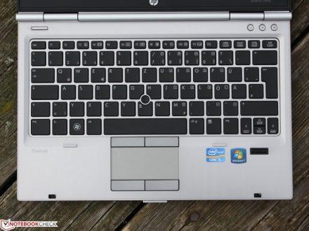 لپ تاپ استوک اروپایی HP Elitebook 2560p