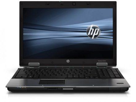 لپ تاپ کارکرده اروپایی HP Elitebook 8540w-i5