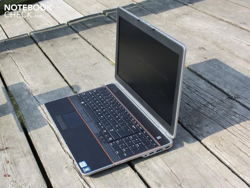 لپ تاپ استوک Dell E6520 i7 کارکده اروپایی
