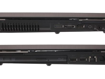 لپ تاپ استوک اروپایی HP Elitebook 8540w-i5
