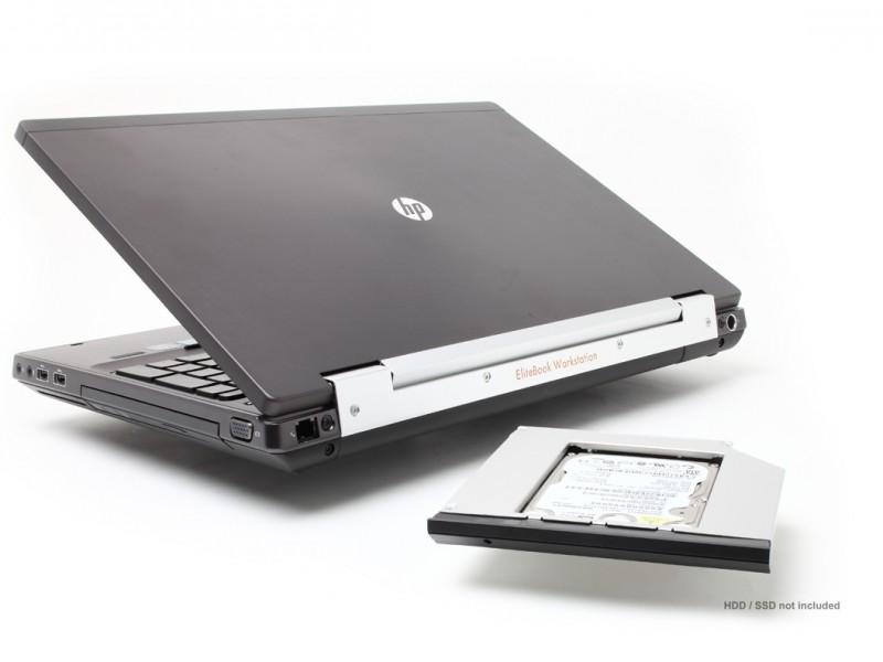 لپ تاپ استوک HP Elitebook 8560w i5