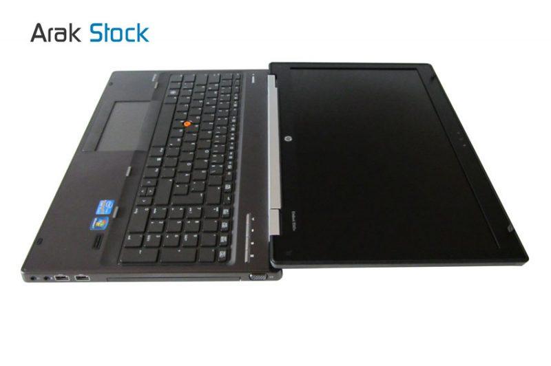 لپ تاپ استوک HP Elitebook 8560w i7