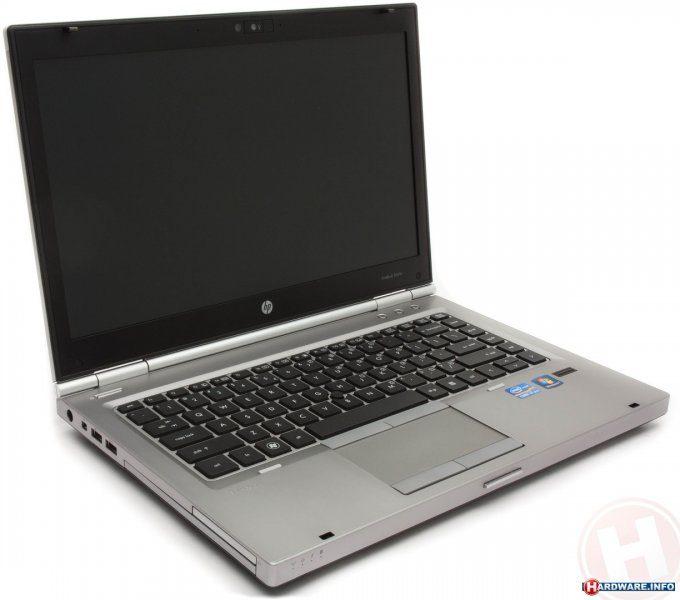 لپ تاپ استوک HP Elitebook 8460p Graphic ATI