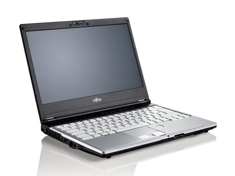 لپ تاپ استوک Fujitsu s760 i5