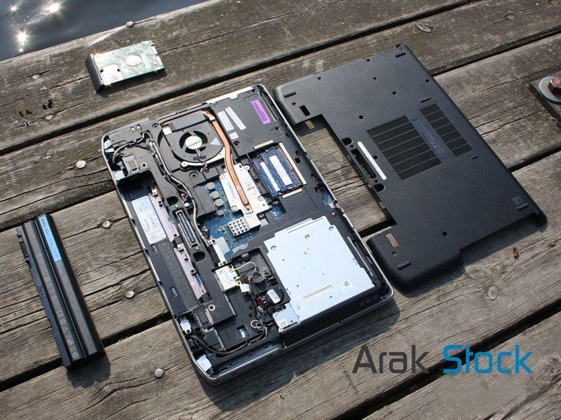 لپ تاپ استوک Dell E6520 i5