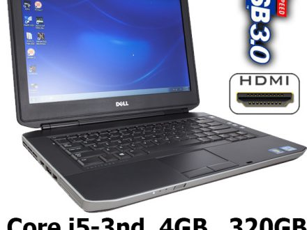 لپ تاپ کارکرده Dell E5430 i5