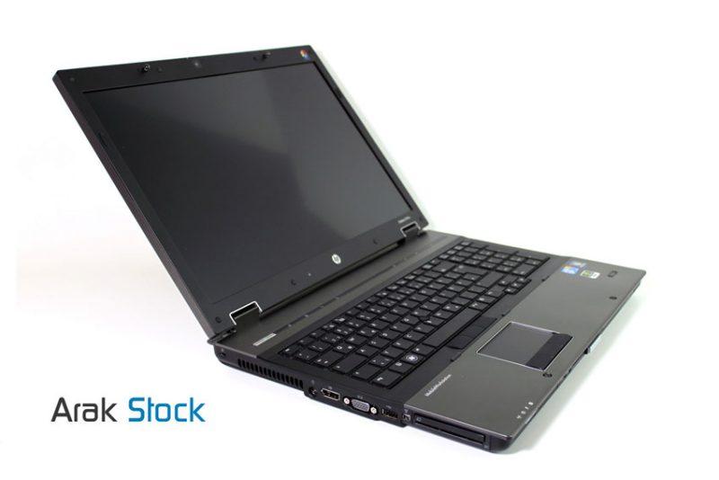 لپ تاپ استوک Hp 8740w-I7