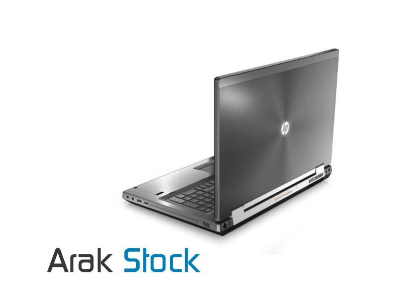 لب تاپ استوک HP 8760w - اچ پی