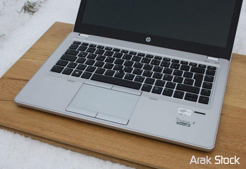 لپ تاپ استوک (اولترابوک) HP Folio 9470 با پردازنده i7