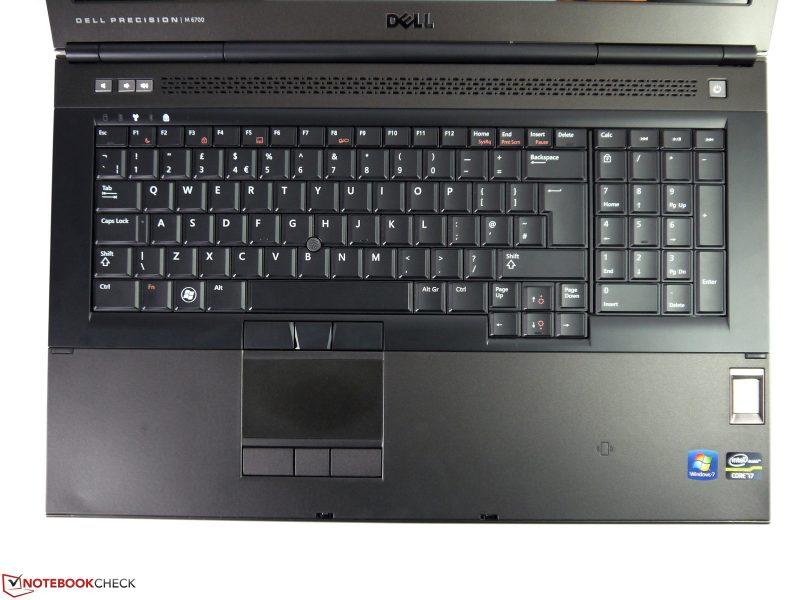 لپ تاپ استوک فوق حرفه ای: دل m6700