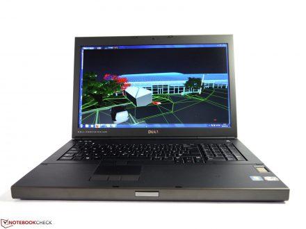 لپ تاپ بسیار تمیز  : Precision M4600 Mobile Workstation