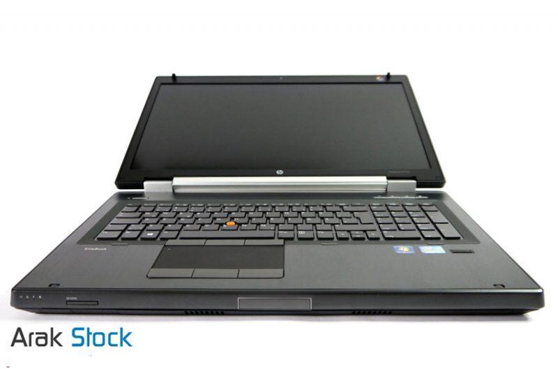 HP EliteBook 8770w استوک