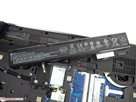 لپ تاپ استوک : hp 8770 w / غول طراحی و رندر / بسیار تمیز و نو