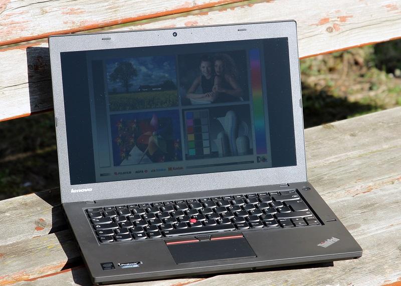 لپ تاپ استوک 14 اینچی لنوو مدل Lenovo ThinkPad T450