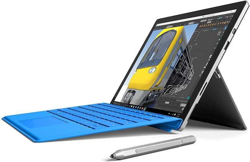 تبلت استوک مایکروسافت سرفیس پرو 4 (Microsoft Surface Pro 4)