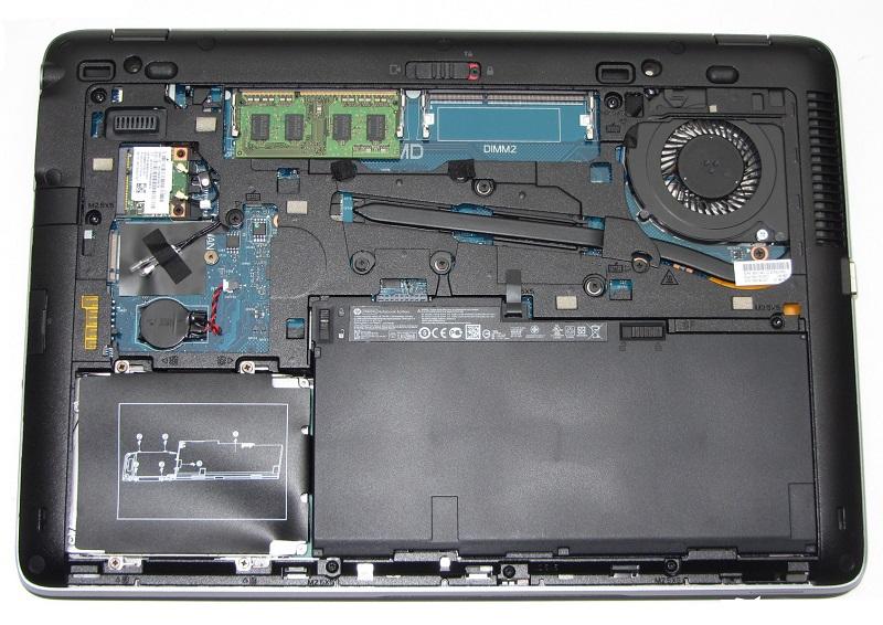 لپ تاپ استوک 14 اینچی اچ پی مدل HP EliteBook 745 G2